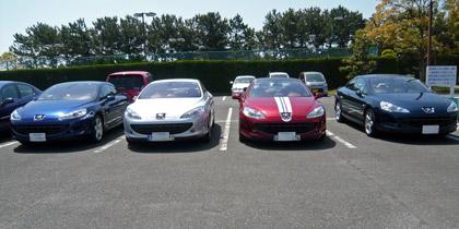 Peugeot,407,プジョー