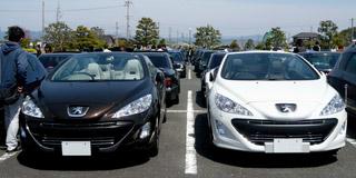 Peugeot,407,プジョー,308