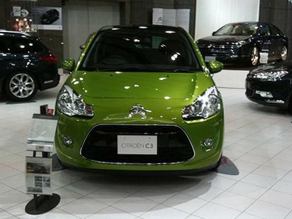 Peugeot,407,プジョー,C3