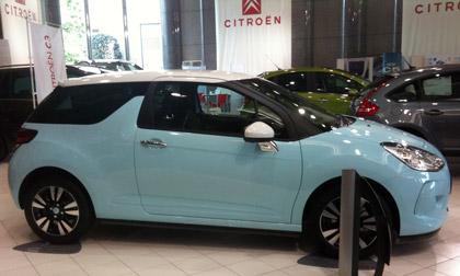 Peugeot,407,Citroen,DS3