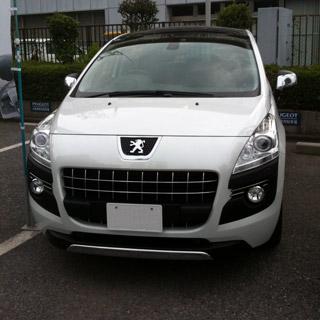 Peugeot,407,プジョー,3008