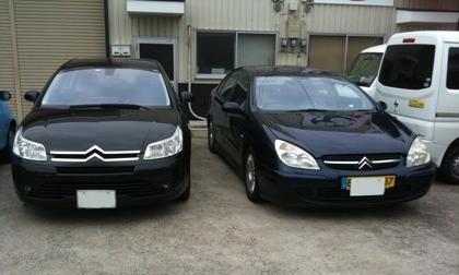 Peugeot,プジョー,407,C4,C5