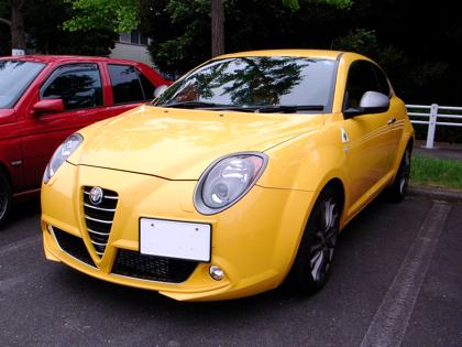 Peugeot,プジョー,407, Alfa Romeo, MiTo