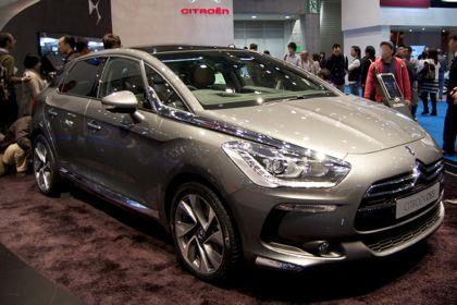 Peugeot,407,プジョー,DS5