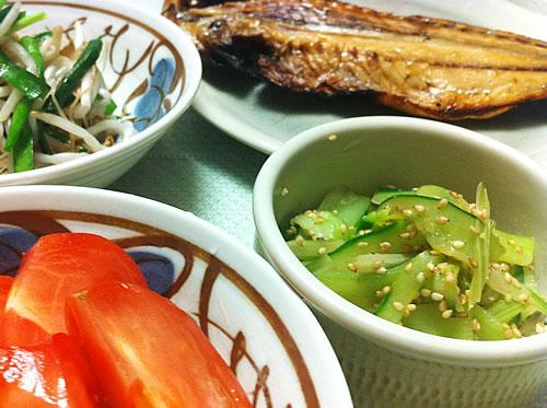 20110713_dinner