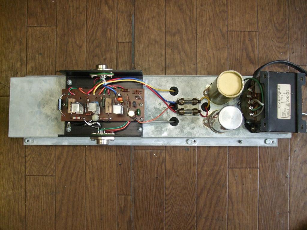 Excelsior 1000RC Amp