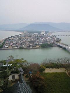 佐賀唐津城を訪ねて