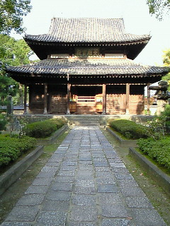 博多祇園でお寺巡り