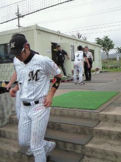 千葉ロッテマリーンズ春期キャンプ in 石垣島 Vol.7