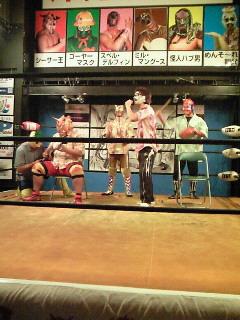 やっぱりおもしろい!!   戦うお笑いのファンタジー沖縄プロレス