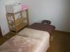 個室Aのベッド