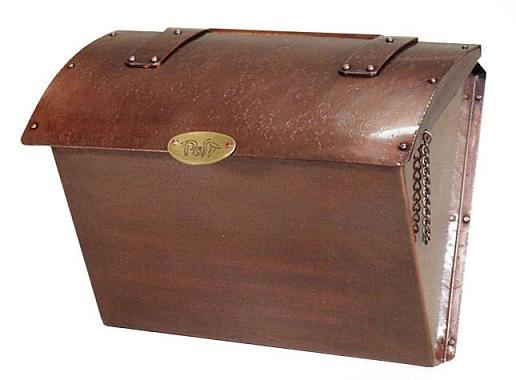 銅製ポスト P1型