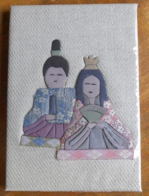 畳表製作物/ひな祭り