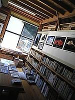 山の図書館