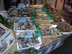 牡蛎 マルシェ