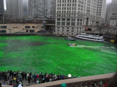 緑のシカゴリバー