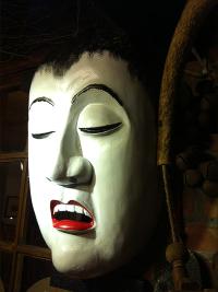 顔なしのモデル