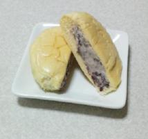 クリームパン小倉