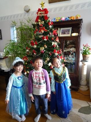 幼稚園生年長3人組