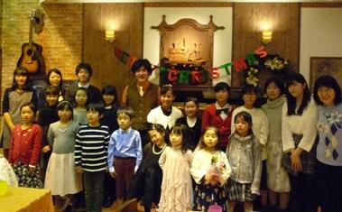 クリスマス会最終日集合写真
