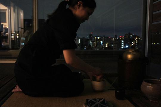 第六回 湯会「淋汗茶湯 」