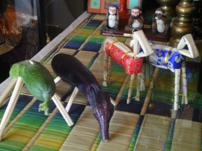 茄子の牛、胡瓜の馬