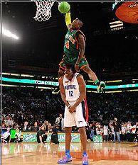 2009年NBAダンクコンテスト