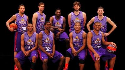 NBAオールルーキーチーム
