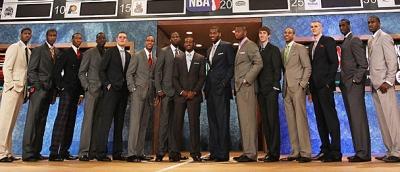 NBA2010-11ルーキーズ