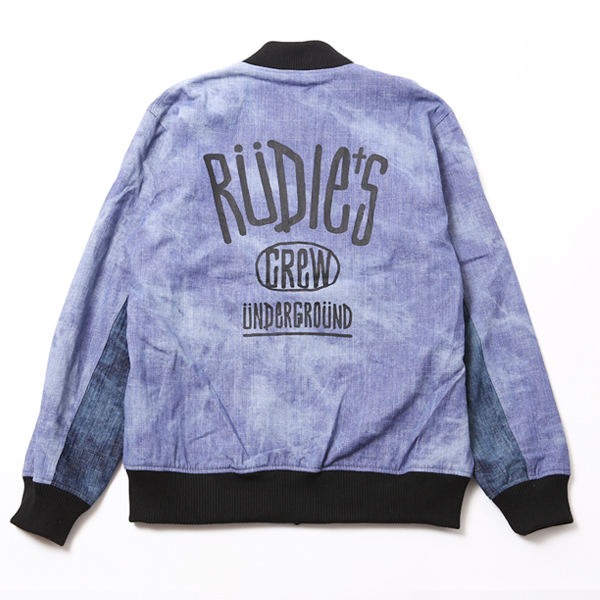 RUDIES 18ss_DRAWING DENIM BLOUSON_84862_02.jpg