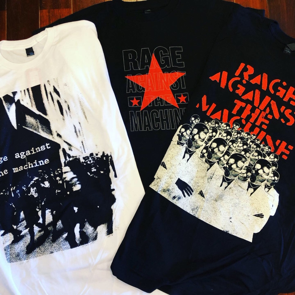 Rage Against The Machine 19sp