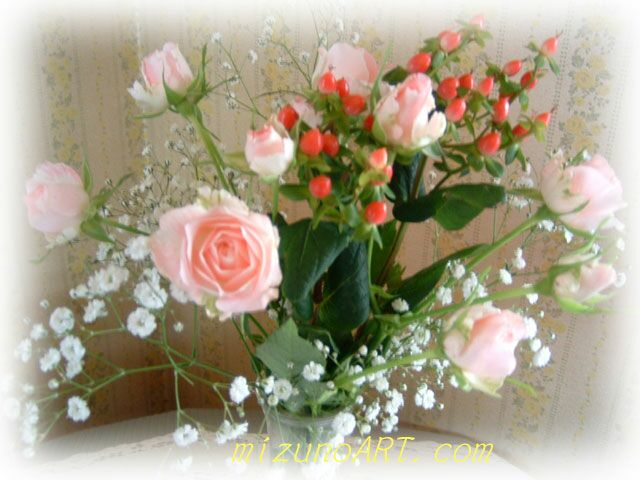 薔薇写真「想い」