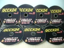 GCCX24ラベル