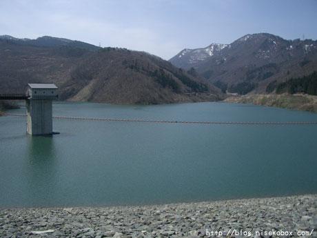 綱木川ダム2