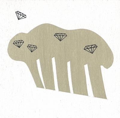 ダイヤモンドの木