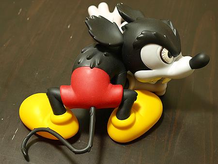 VinylCollectibleDollsコレクション NO.11 ランナウェイブレインミッキーマウス