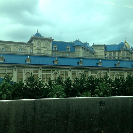 ディズニーホテル!