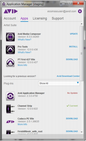 avid all access plan 2