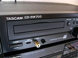 CD-RW700 2