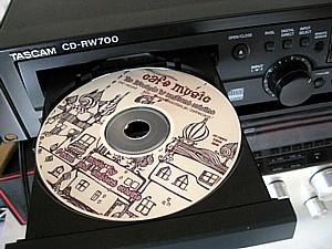 CD-RW700 7