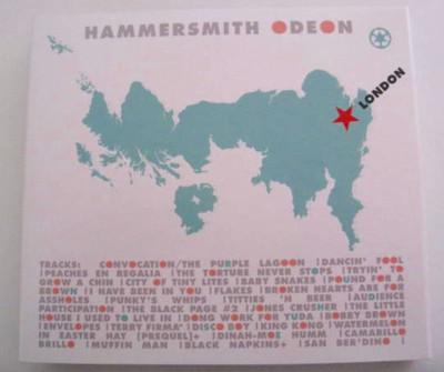 Hammmersmith odeon2