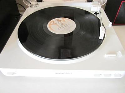 AT-PL300 レコードプレイヤー5
