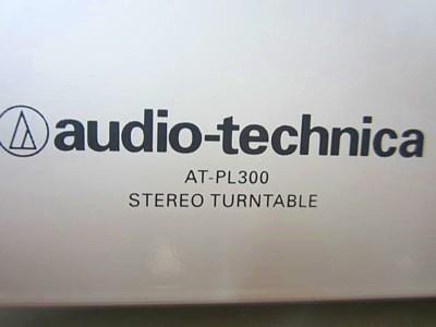 AT-PL300 レコードプレイヤー9