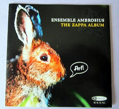 Ensemble Ambrosius The Zappa Album