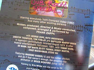 DVD Dub Room Special7