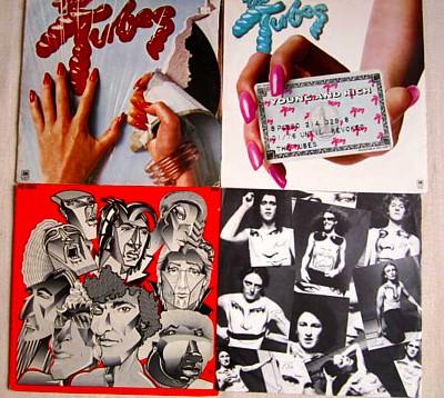 the tubes LP