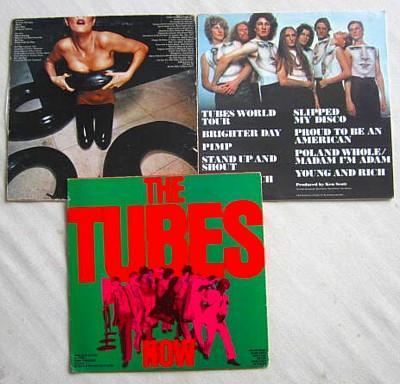 the tubes LP2