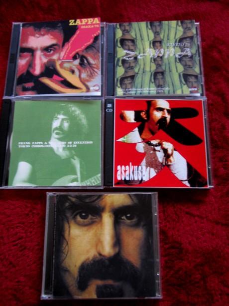Zappa in Japan
