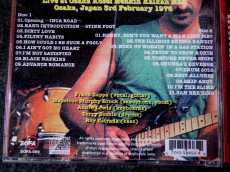 Zappa in Japan 1