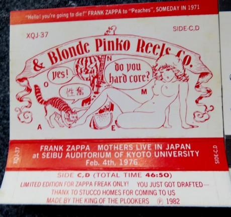 Zappa in Japan 11